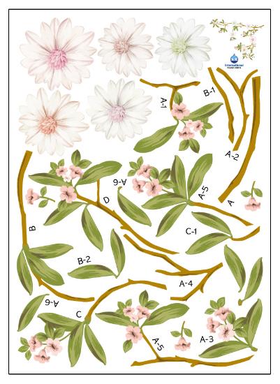 Cvetoča veja-35