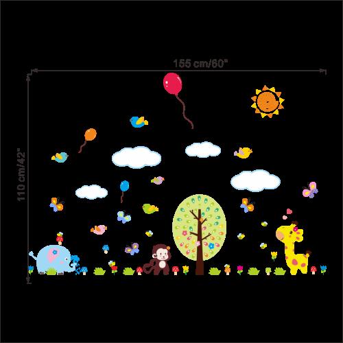 Baloni in živalice-494