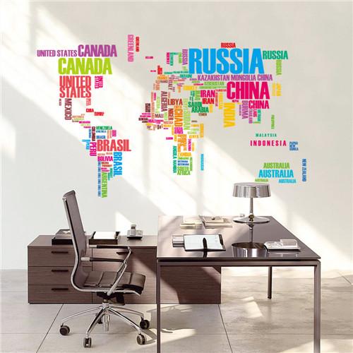 Zemljevid in države sveta-0