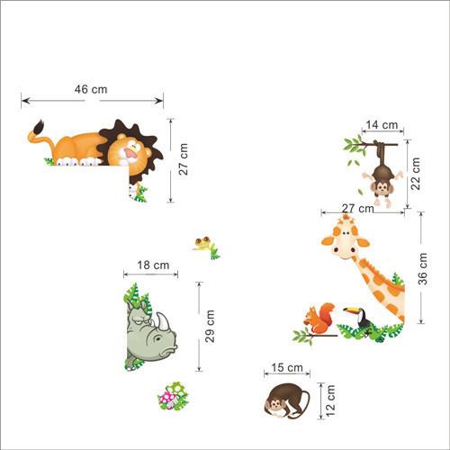 Skrivajoče safari živalice -399