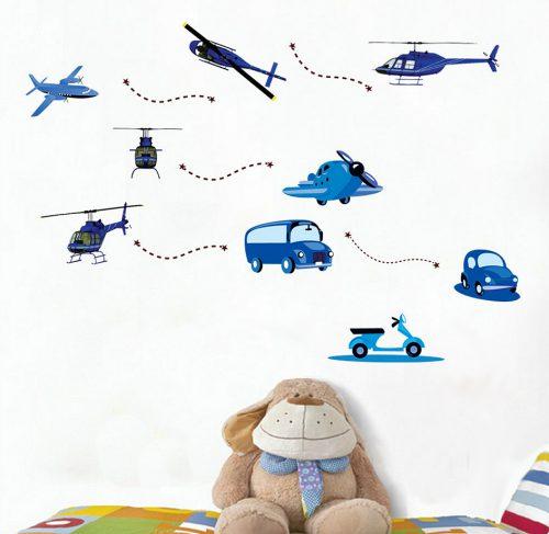 Modra prevozna sredstva-0