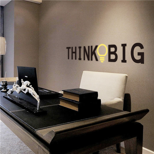 Think big-0