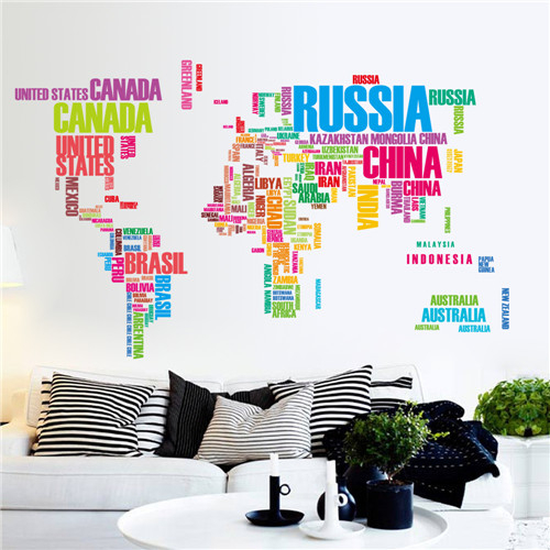 Zemljevid in države sveta-416