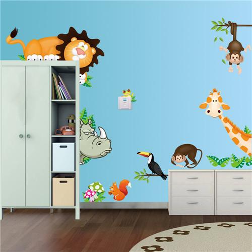 Skrivajoče safari živalice -0