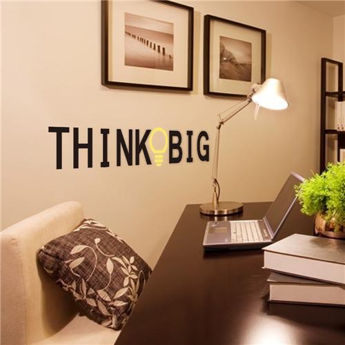 Think big-656