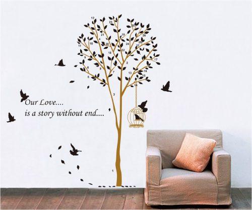 Romantično drevo-0