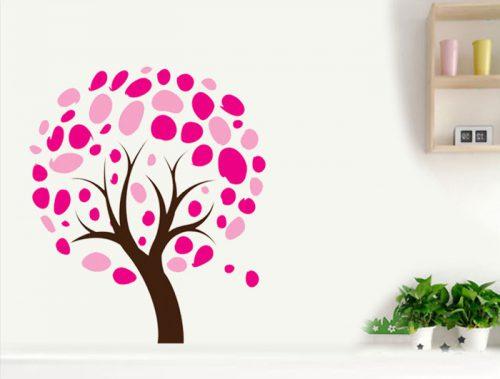 Roza drevo-838
