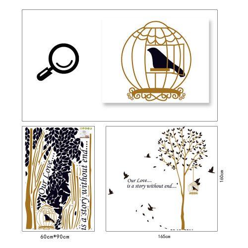 Romantično drevo-943