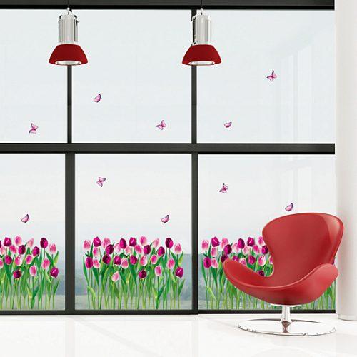 Cvetoči tulipani-119