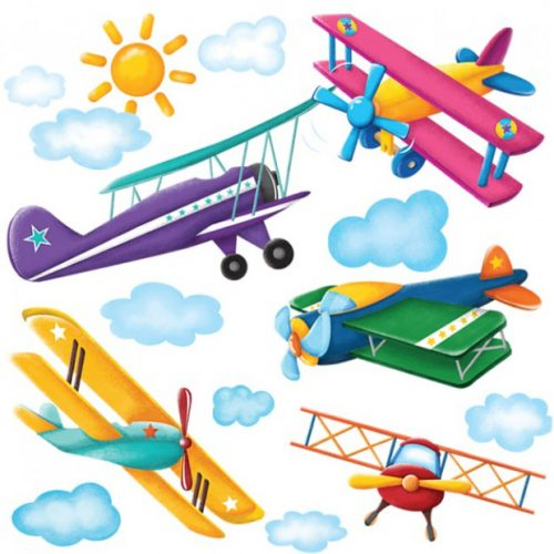 Dvokrilna letala-977
