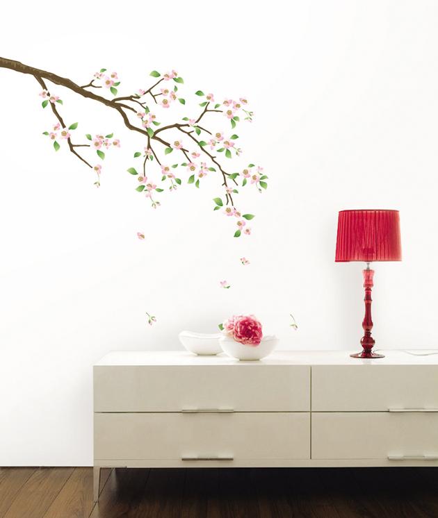 Cvetoča jablana-125