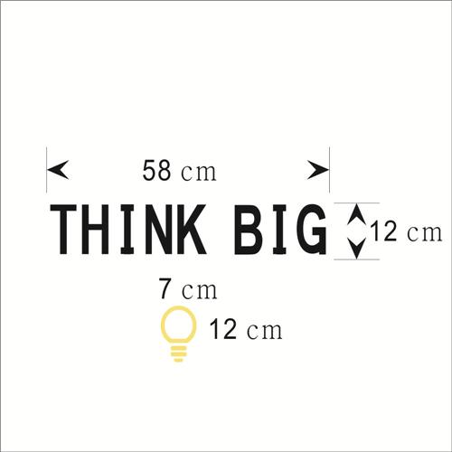 Think big-654