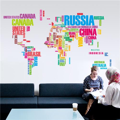 Zemljevid in države sveta-415