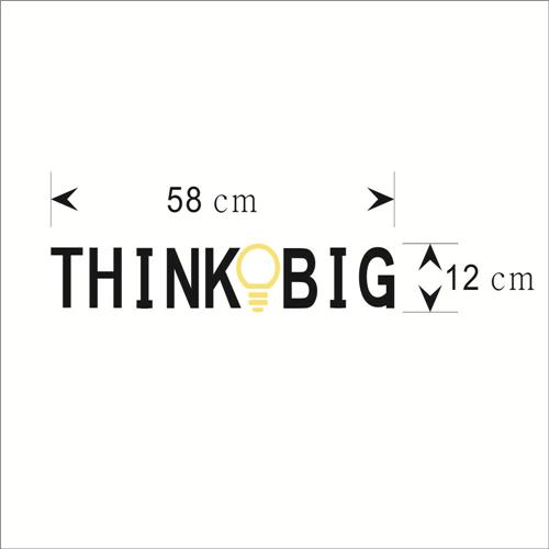 Think big-655