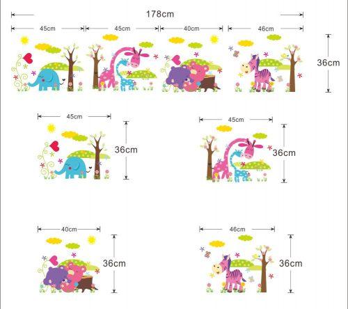 Barvite živalice-597