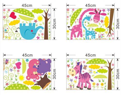 Barvite živalice-589