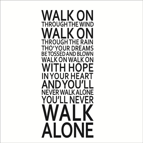 You'll Never Walk Alone-534
