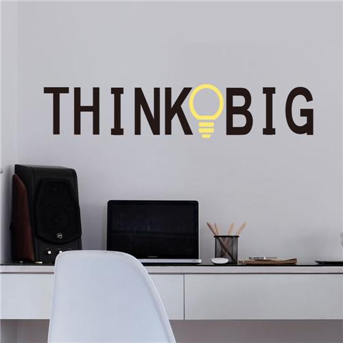 Think big-653